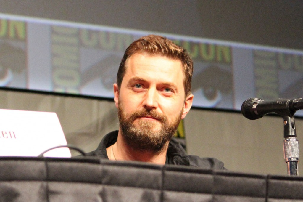 SDCC 2012: The Hobbit: An Unexpected Journey panel: Richard Armitage