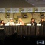 SDCC 2012: The Hobbit: An Unexpected Journey panel: director Peter Jackson, producer Philippa Boyens, Martin Freeman, Sir Ian McKellen, Richard Armitage, Andy Serkis, Elijah Wood