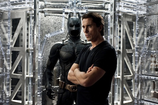 The Dark Knight Rises - Bruce Wayne
