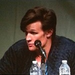 SDCC 2012: Doctor Who panel: Matt Smith