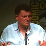 SDCC 2012: Doctor Who panel: Stephen Moffat
