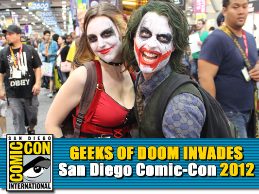 SDCC 2012: Cosplay Round-Up, Sunday Edition
