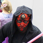 SDCC 2012: Cosplay Round-Up: Darth Maul