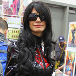 SDCC 2012: Cosplay Round-Up: G.I. Joe Baroness