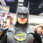 SDCC 2012: Cosplay Round-Up: Batman