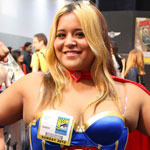 SDCC 2012: Cosplay Round-Up: Supergirl