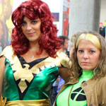 SDCC 2012: Cosplay Round-Up: The X-Men