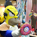 SDCC 2012: Cosplay Round-Up: Homer Simpson