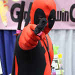 SDCC 2012: Cosplay Round-Up: Deadpool