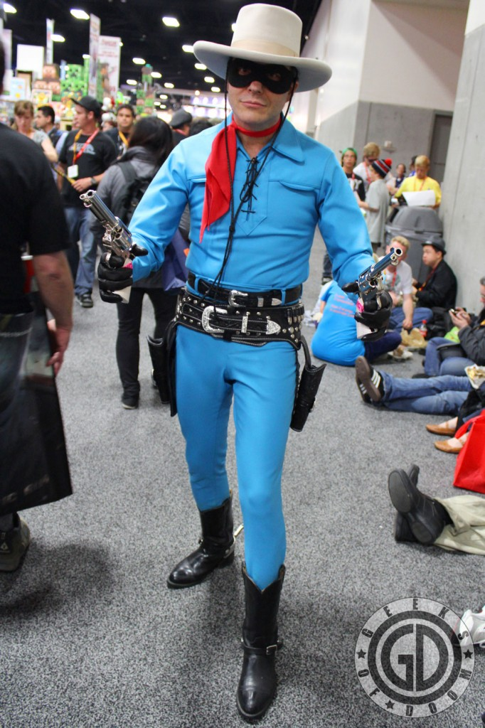 SDCC 2012: Cosplay Round-Up: The Lone Ranger