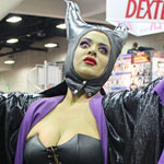 SDCC 2012: Cosplay Round-Up: Maleficent