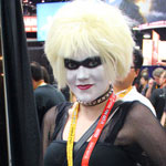 SDCC 2012: Cosplay Round-Up: Bladerunner Pris