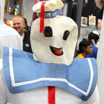 SDCC 2012: Cosplay Round-Up: Stay Puft Marshmallow Man