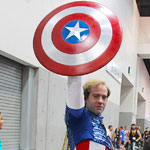 SDCC 2012: Cosplay Round-Up: Captain America