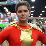 SDCC 2012: Cosplay Round-Up: Shazam