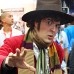 SDCC 2012: Cosplay Round-Up: The Doctor