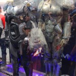SDCC 2012: Pacific Rim robo-jockey tandem suits