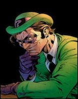 Batman's Most Wanted: Riddler