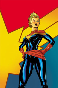Marvel Comics: Captain Marvel #1