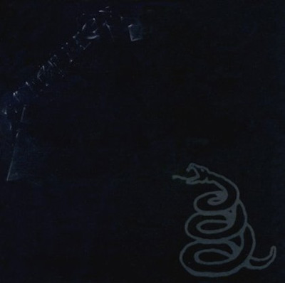 Metallica Black Album