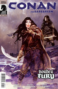 Conan the Barbarian #7
