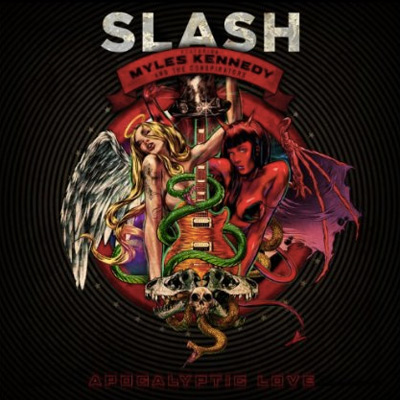 Slash Apocalyptic Love album