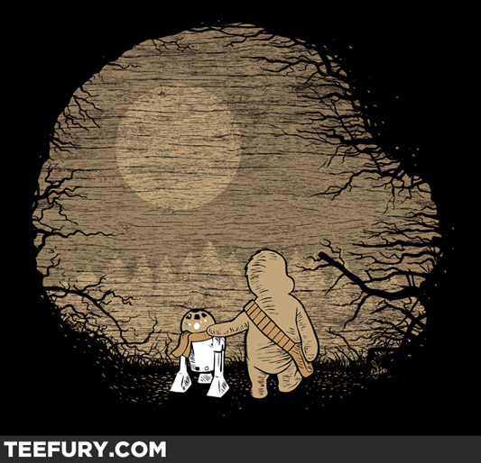 Star Wars Wookiee The Chew Shirt