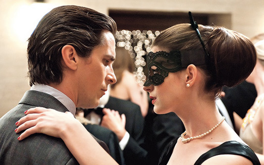 The Dark Knight Rises - Bruce Wayne &amp; Selina Kyle