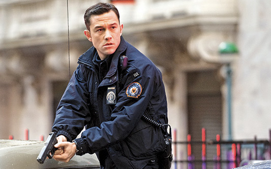 The Dark Knight Rises - Joseph Gordon-Levitt as John Blake