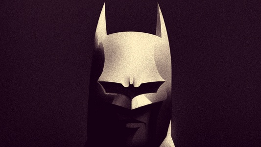 Olly Moss The Dark Knight Rises Header