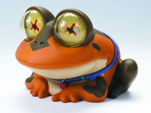 Futurama Hypnotoad Vinyl Figure