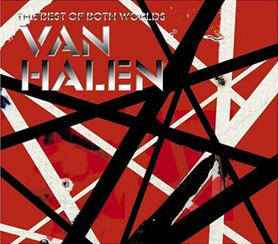 This week, the Van Halen hits album The Best Of Both Worlds is on sale ...
