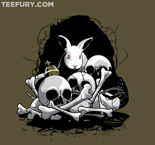 Monty Python The Beast of Caerbannog Shirt