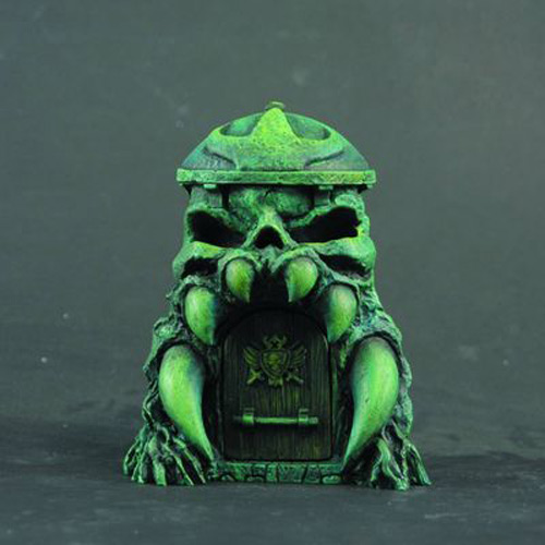He-Man Castle Grayskull Business Card Holder