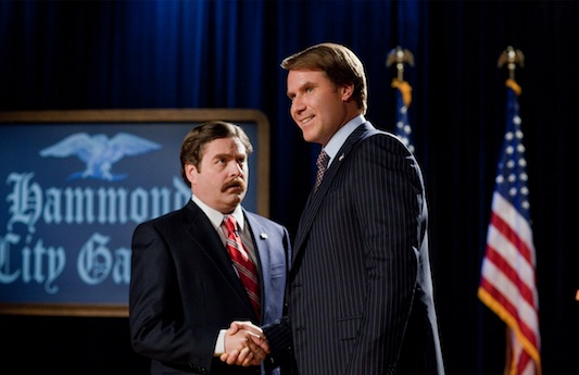 The Campaign: Galifianakis Vs. Ferrell
