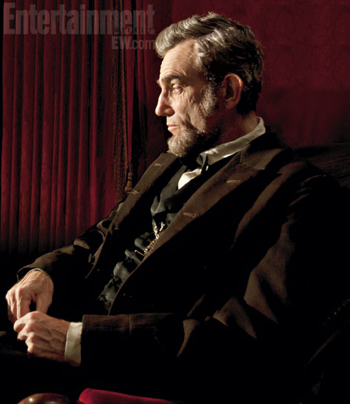 Daniel Day-Lewis As Lincoln Full Image