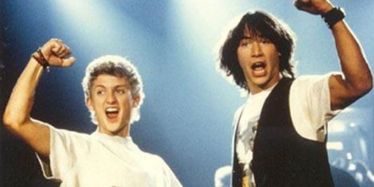 Dean Parisot To Direct Bill And Ted 3