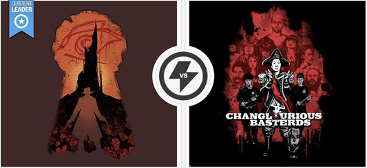 Twofury: Dark Tower Community Shirts