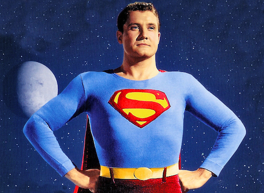 Men of Steel: George Reeves&#039; Superman