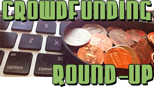 Crowdfunding Round-up