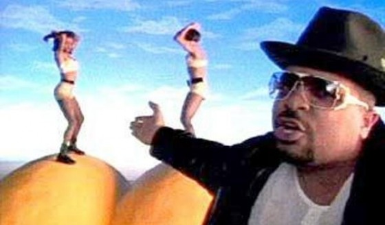 Sir Mix-A-Lot Baby Got Back Image