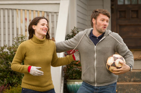 The Odd Life of Timothy Green stars Jennifer Garner and Joel Edgerton