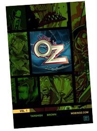 Crowdfunding Round-up: Woe is Oz