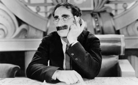 Groucho Marx