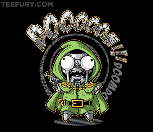 Dr Doom shirt