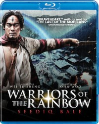 Warriors of the Rainbow: Seediq Bale Blu-ray Image