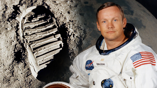 Astronaut Neil Armstrong, True-Life Superhero and First Man On The ...