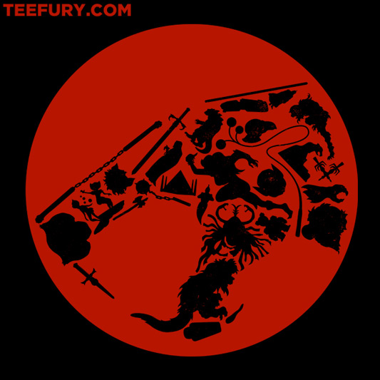 Thundercats Thundercut Outs Shirt