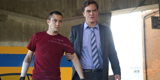 Premium rush: JGL and Michael Shannon