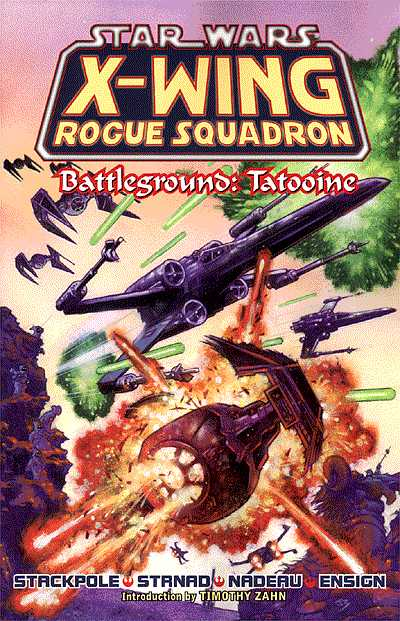 Star Wars: X-Wing Rogue Squadron - Battleground Tatooine